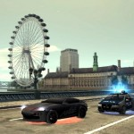 la police de big city racer