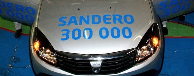 La Dacia Sandero, un best-seller d'origine roumaine !