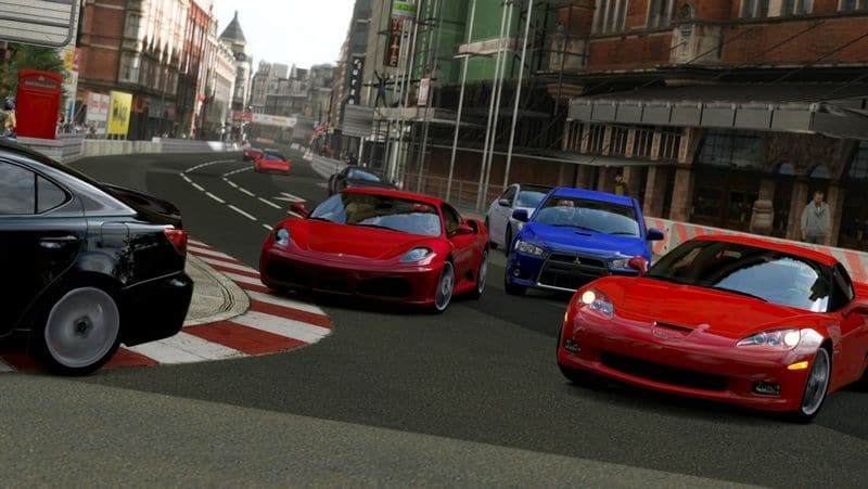 Grand Turismo 5 : un demi-million de CD à acheter pour Noël en France ?