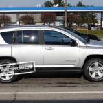 Jeep Compass restylage