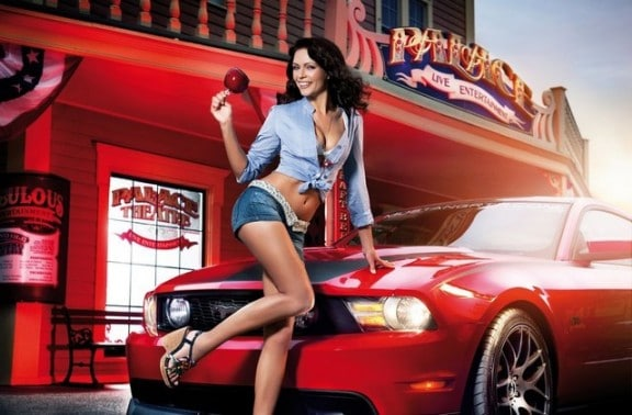 le calendrier miss tuning 2011