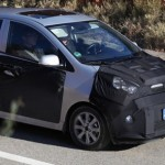 kia picanto 2011 photo espion