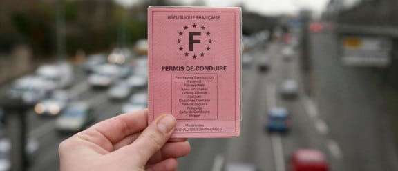 photo du permis de conduire