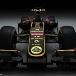 renault lotus R31 2011 photo