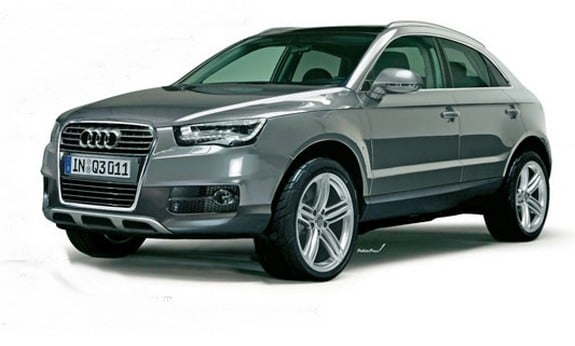Future 4×4 Audi Q3 : attention aux tarifs…