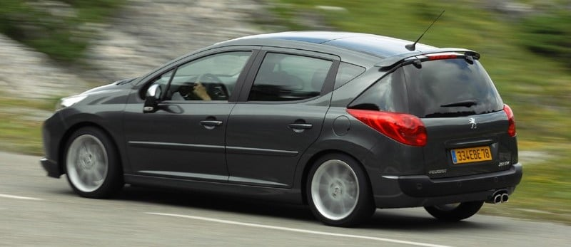 Peugeot 208 SW : la version RC en 2013