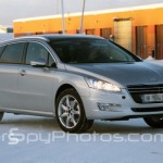 peugeot 508 sw allroad photo volee