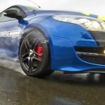 renault megane rs police autoroute