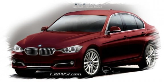 bmw s rie 3 2012 quels moteurs pour la berline. Black Bedroom Furniture Sets. Home Design Ideas