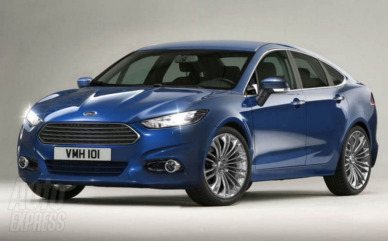 ford mondeo 4 commercialisation en 2012 2013. Black Bedroom Furniture Sets. Home Design Ideas