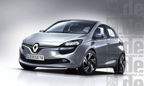 quel moteur paulera la renault clio iv rs en 2013. Black Bedroom Furniture Sets. Home Design Ideas