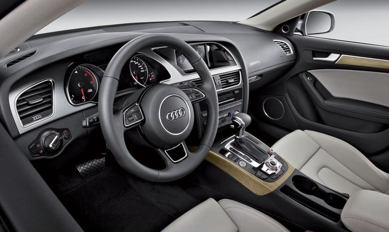 nouvelle audi a5 sportback restyl e 2011 prix et dates. Black Bedroom Furniture Sets. Home Design Ideas