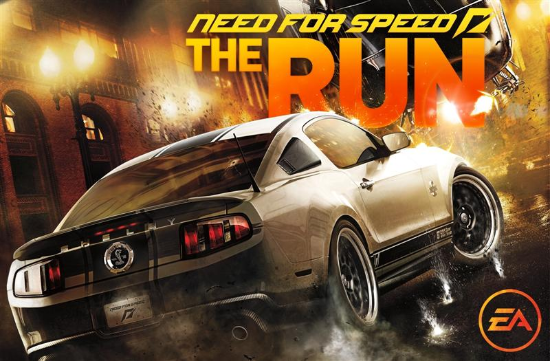 Need for Speed The Run : la sortie du jeu !