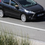 les photos volees de la ford fiesta phase 2 2012