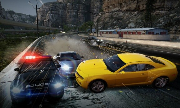 avis sur nfs the run
