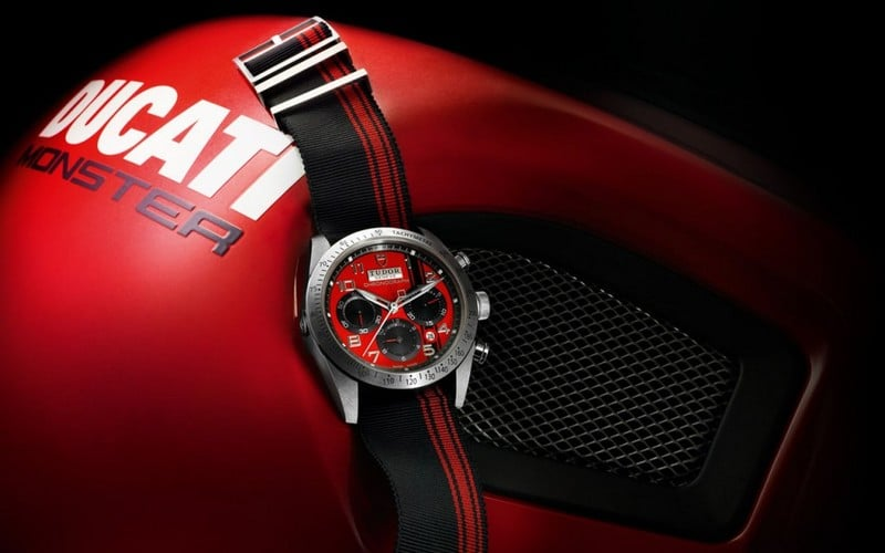 Tudor devient « Timing Partner » de Ducati
