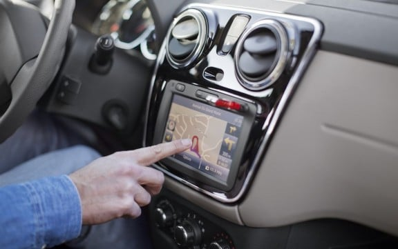le gps tactile du lodgy