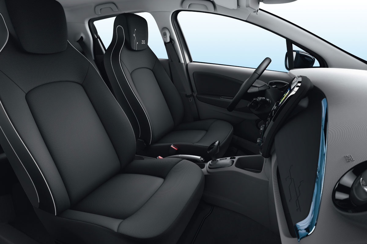 renault zoe 2012 premi re lectrique prix abordable. Black Bedroom Furniture Sets. Home Design Ideas