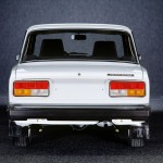 lada 2107 arriere