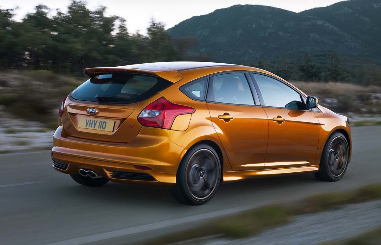 Ford Focus ST / Renault Megane RS, le match !