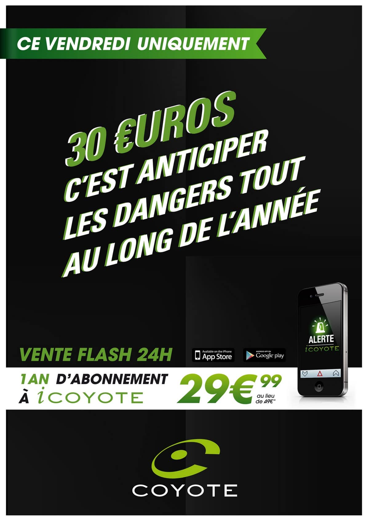 affiche icyote
