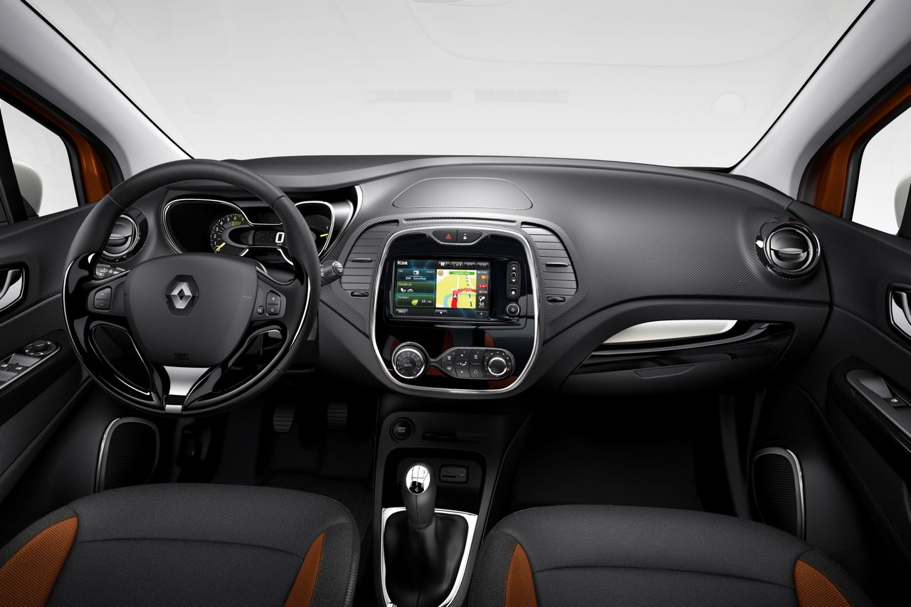Renault Captur Les Images Officielles Du Crossover
