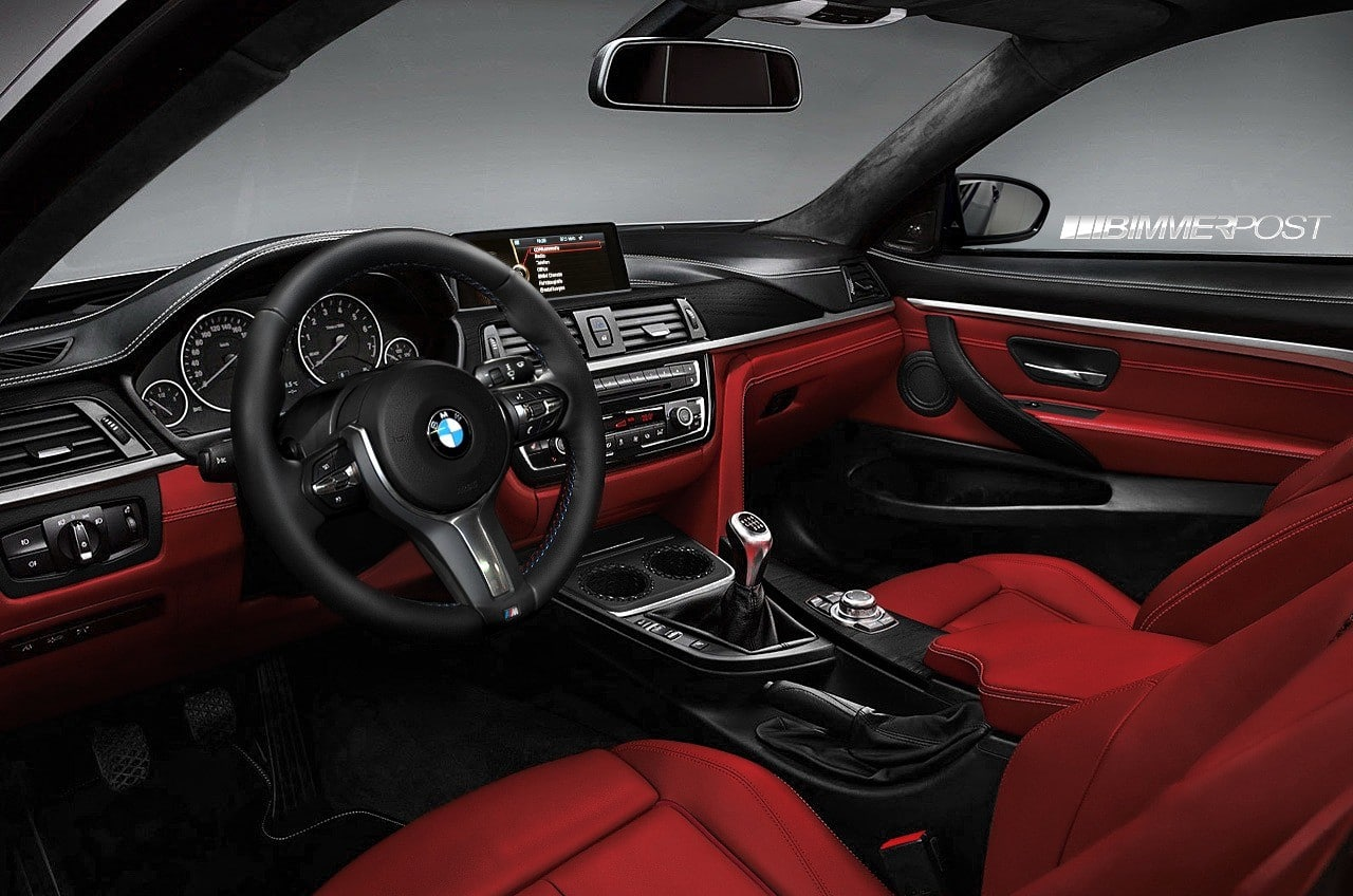 Future bmw m4 f82 2014 2015 la voici for Future interieur