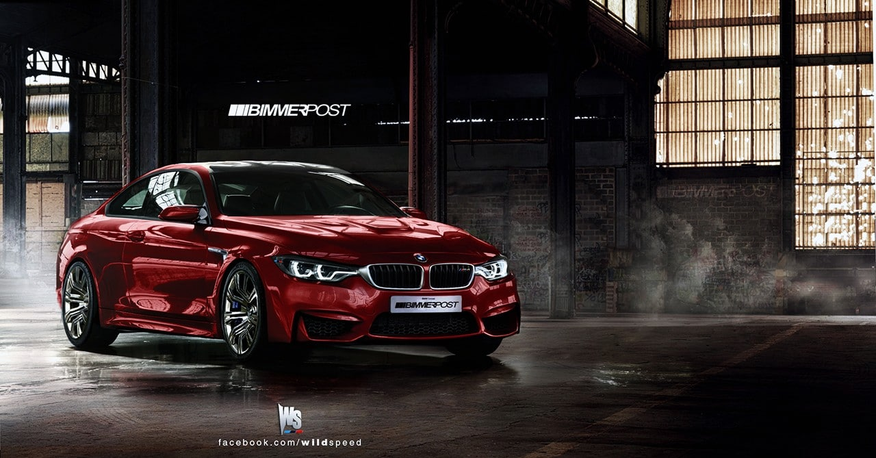 future bmw m4 f82 2014 2015 la voici. Black Bedroom Furniture Sets. Home Design Ideas