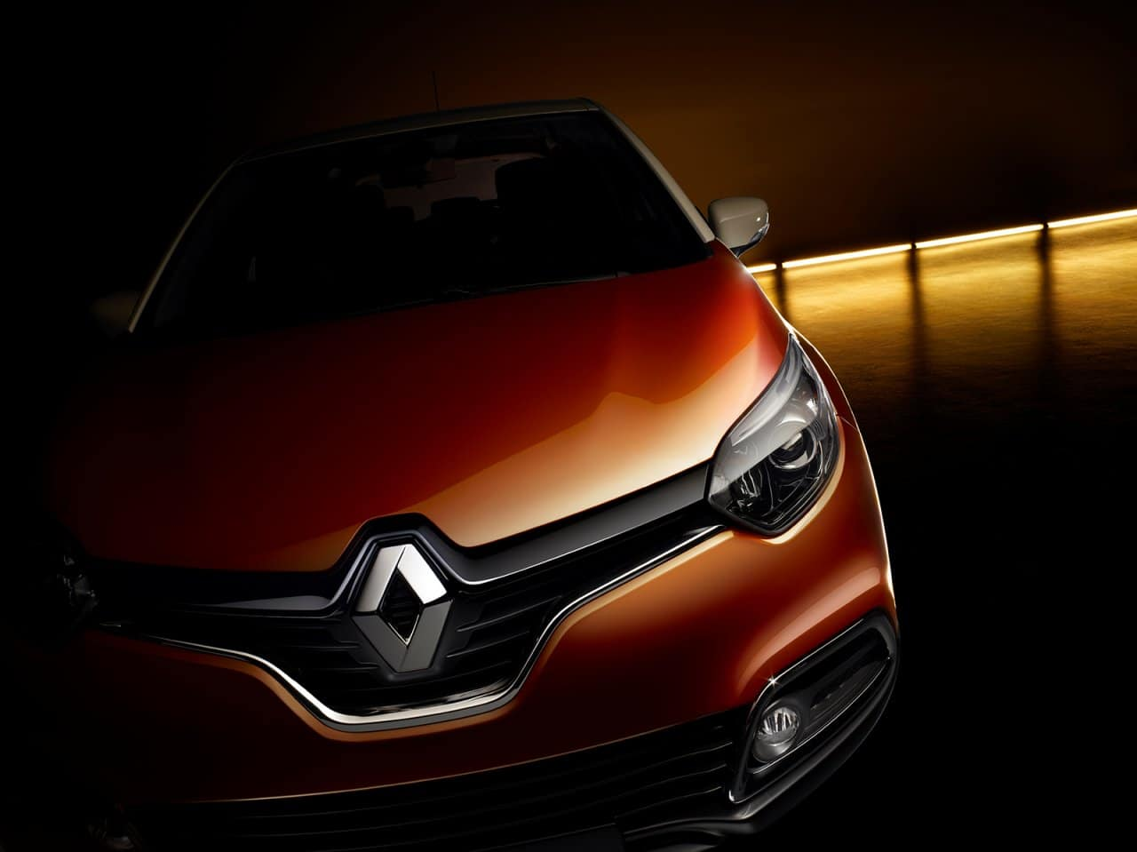 premier visuel officiel du renault captur crossover