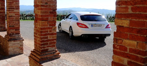 ar cls shooting brake amg