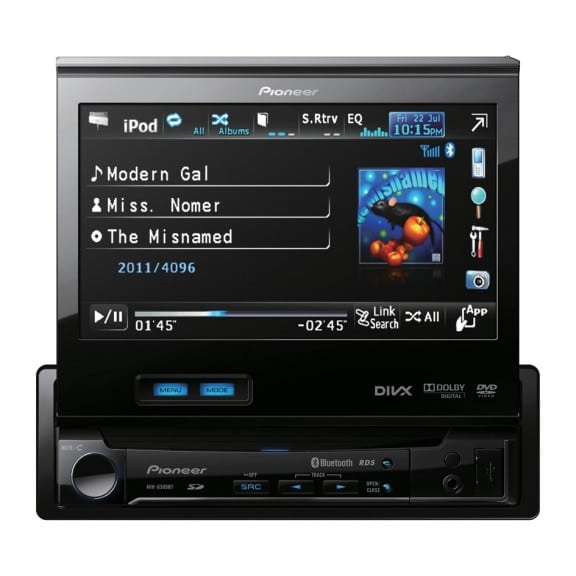 autoradio multimedia Pioneer AVH-6300BT