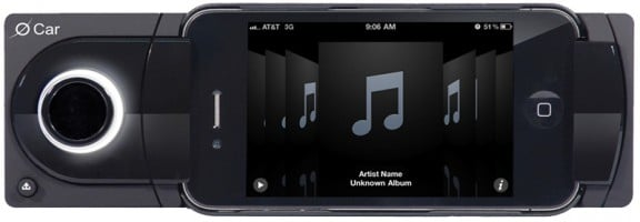 autoradio o-car apple iphone ipod