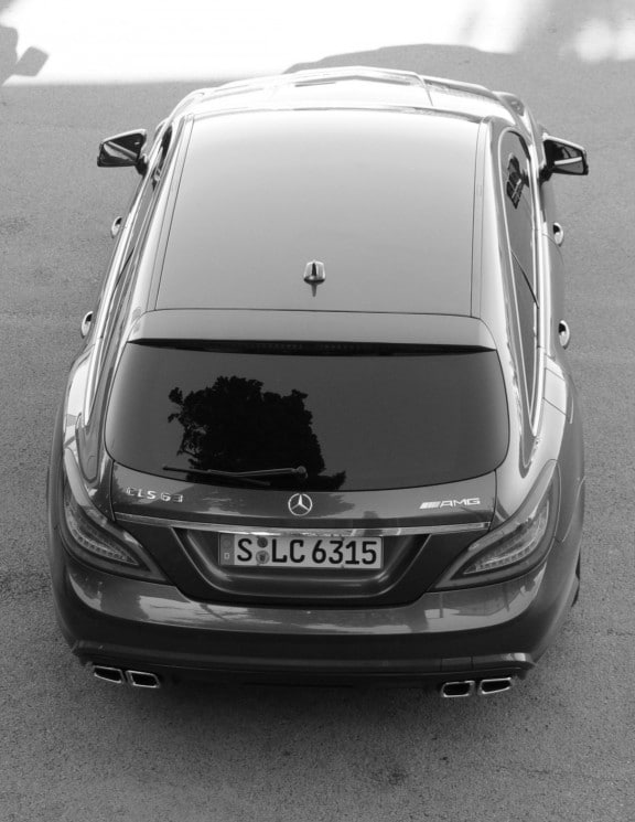 cls break amg vue toit