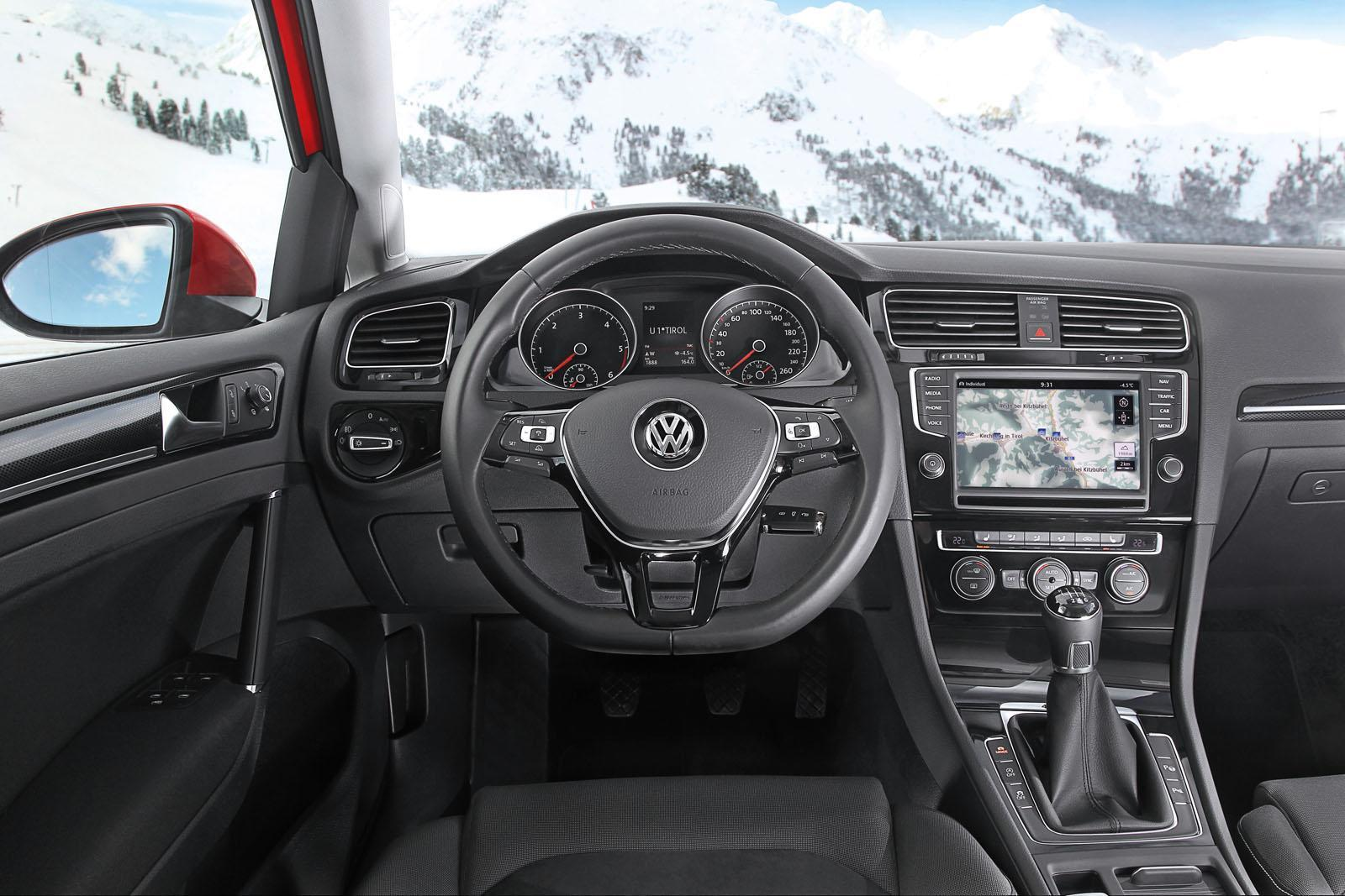 Vw golf 7 4motion 2013 la transmission 4x4 en d tails for Interieur golf 3 vr6