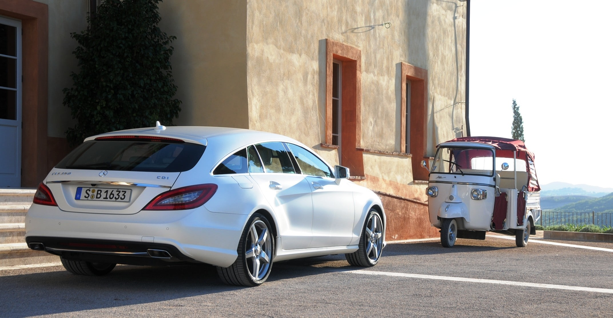 Mercedes CLS Shooting Brake 63 AMG : essai d'un break de 525 chevaux !