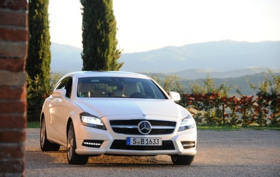 mercedes cls shooting brake c63 amg