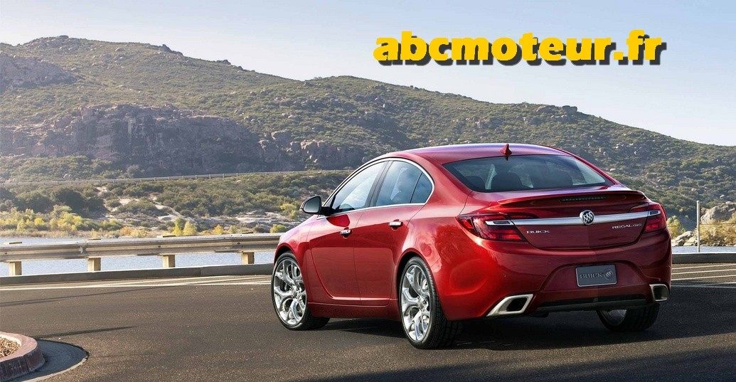 la buick regal gs 2014 alias opel insignia opc en d tails. Black Bedroom Furniture Sets. Home Design Ideas