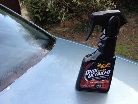 le spray quick detailer