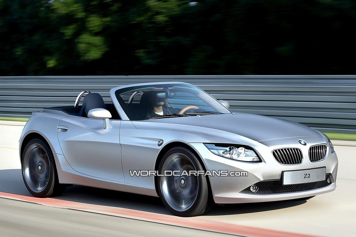 Future Z2 : BMW osera-t-il le coupé traction ?