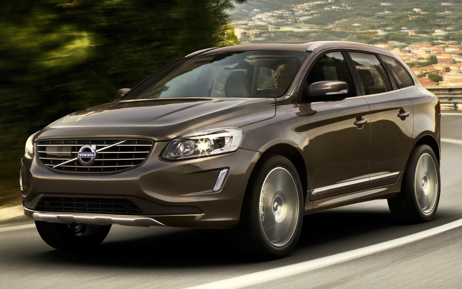 La pub volvo leave the world behind pour le nouveau xc60 for Volvo xc60 interieur