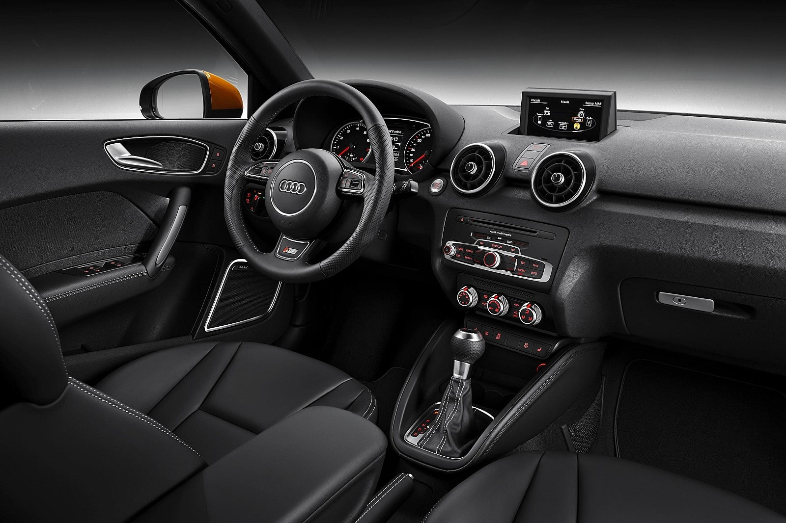 essai audi a1 sportback 1 6 tdi 90 s tronic ambition luxe. Black Bedroom Furniture Sets. Home Design Ideas