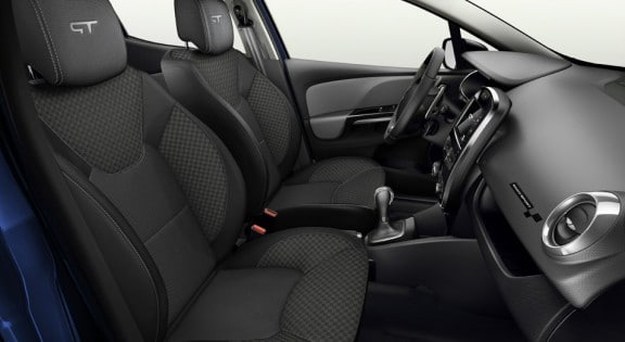 renault clio 4 gt 120 ch edc fiche technique et prix. Black Bedroom Furniture Sets. Home Design Ideas