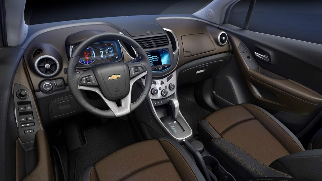 nouveau chevrolet trax suv 2013 moteur et prix. Black Bedroom Furniture Sets. Home Design Ideas