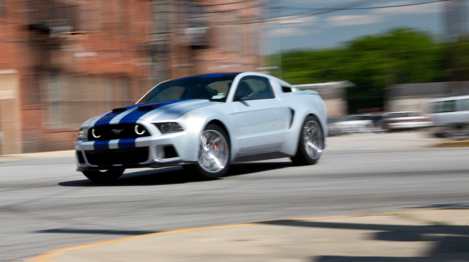 La Ford Mustang sera la star du film Need for Speed