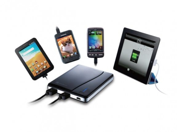 recharge externe telephone portable