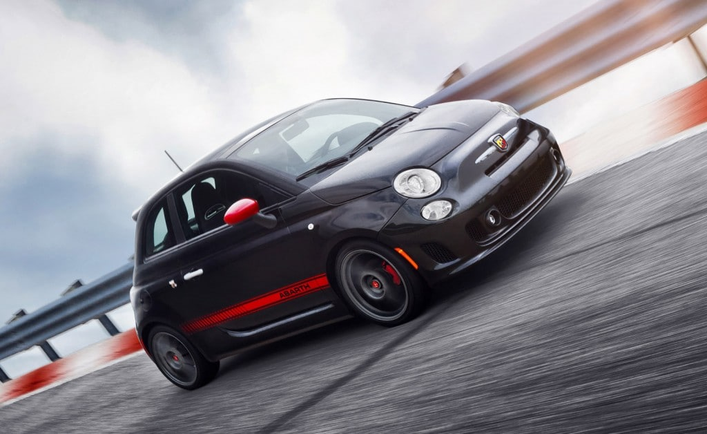 fiat abarth 500 performances quipements et esth tique. Black Bedroom Furniture Sets. Home Design Ideas