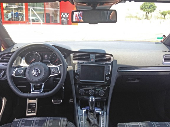 interieur golf 7 gtd