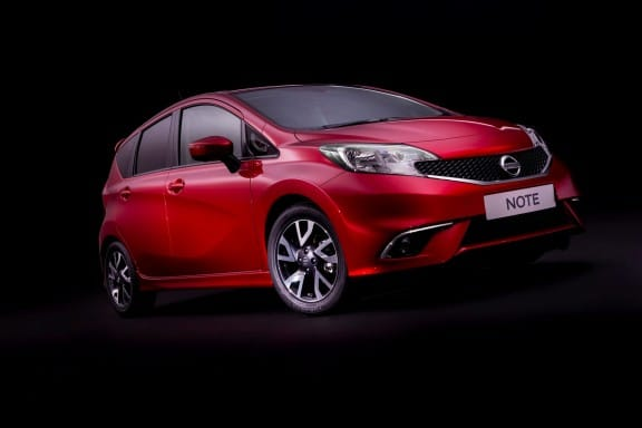 mobile :hones shop: the nissan note ii 2013 offers anti-collision