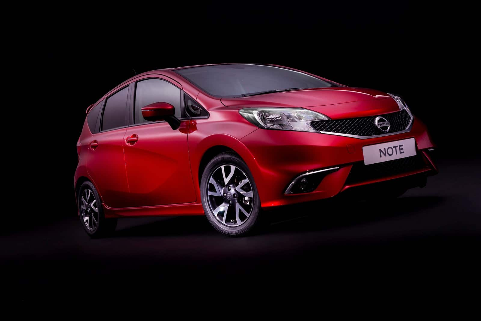 Le Nissan Note II 2013 propose l'anti-collision