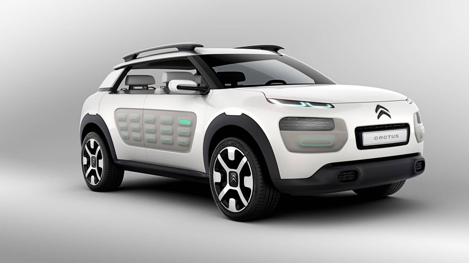 Citroën Cactus : l'anti-superflu arrive